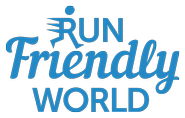 Run Friendly World Logo